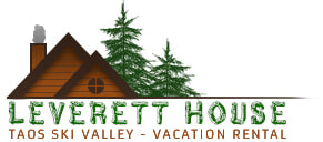 Leverett House Taos Ski Valley Vacation Rental